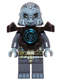 Minifig No: loc028  Name: Grumlo - Dark Brown Heavy Armor