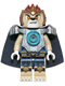 Minifig No: loc043  Name: Laval - Heavy Armor, Cape