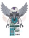 Minifig No: loc082  Name: Voom Voom - Flat Silver Armor