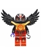 Minifig No: loc090  Name: Razar - Fire Chi