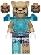 Minifig No: loc099  Name: Strainor - Heavy Armor