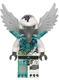 Minifig No: loc107  Name: Voom Voom - Trans-Light Blue Armor