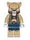 Minifig No: loc116  Name: Lioness Warrior