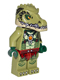 Minifig No: loc122  Name: Crocodile Warrior 1