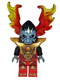 Minifig No: loc131  Name: Gorzan - Armor Breastplate, Flame Wings