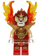 Minifig No: loc155  Name: Laval - Armor Breastplate, Flame Wings