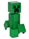 Minifig No: min012  Name: Creeper