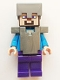 Minifig No: min013  Name: Steve with Helmet and Armor