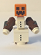 Minifig No: min023  Name: Snow Golem (21120)