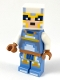 Minifig No: min063  Name: Skull Arena Player 2