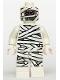Minifig No: mof001  Name: Mummy - Glow In Dark Pattern