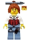 Minifig No: mof002  Name: Ann Lee