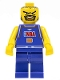 Minifig No: nba027a  Name: NBA player, Number 3 with Non-Spring Legs