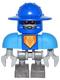 Minifig No: nex041  Name: Squire Bot