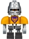 Minifig No: nex060  Name: Axl Bot (70322)