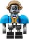 Minifig No: nex099  Name: Fancy Pants (Protocol Bot)