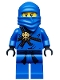 Minifig No: njo004  Name: Jay - The Golden Weapons