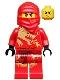 Minifig No: njo009  Name: Kai DX - Dragon Suit