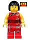Minifig No: njo012  Name: Nya - The Golden Weapons