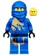 Minifig No: njo016  Name: Jay DX (Dragon Suit) - The Golden Weapons