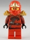 Minifig No: njo032  Name: Kai ZX - with Armor