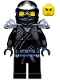 Minifig No: njo039  Name: Cole ZX - with Armor