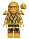 Minifig No: njo073  Name: Lloyd - Golden Ninja
