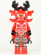 Minifig No: njo074  Name: General Kozu - The Final Battle