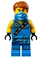 Minifig No: njo137  Name: Jay - Sleeveless