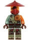 Minifig No: njo149  Name: Ronin - Asian Hat (70735)