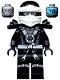 Minifig No: njo151  Name: Zane - Round Torso Emblem, Armor