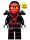 Minifig No: njo153  Name: Kai - Possession, Armor