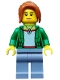 Minifig No: njo169  Name: Claire (70751)