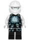 Minifig No: njo179  Name: Zane - Airjitzu with Neck Bracket (70730)
