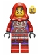 Minifig No: njo188  Name: Clouse - with Hood