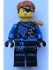 Minifig No: njo192  Name: Jay - Skybound, Pirate (70605)