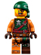 Minifig No: njo196  Name: Bucko