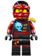Minifig No: njo200  Name: Nya - Skybound (70604)