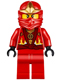 Minifig No: njo205  Name: Kai - Rebooted with ZX Hood