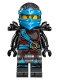 Minifig No: njo278  Name: Nya - Hands of Time, Black Armor (70625)