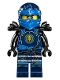 Minifig No: njo282  Name: Jay - Hands of Time, Black Armor (70626)