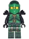 Minifig No: njo284  Name: Lloyd - Hands of Time, Black Armor (70626)