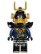 Minifig No: njo286  Name: Samurai X - Hands of Time (70625)
