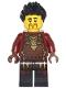 Minifig No: njo289  Name: Ray, Dragon Head Emblem