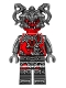 Minifig No: njo295  Name: Tannin (70622)