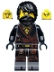 Minifig No: njo304  Name: Cole - Hands of Time (30426)