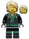 Minifig No: njo311  Name: Lloyd - The LEGO Ninjago Movie, Hair