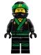Minifig No: njo312  Name: Lloyd - The LEGO Ninjago Movie (70618)