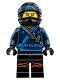 Minifig No: njo313  Name: Jay - The LEGO Ninjago Movie (70618)