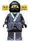 Minifig No: njo320  Name: Nya - The LEGO Ninjago Movie, Cloth Armor Skirt